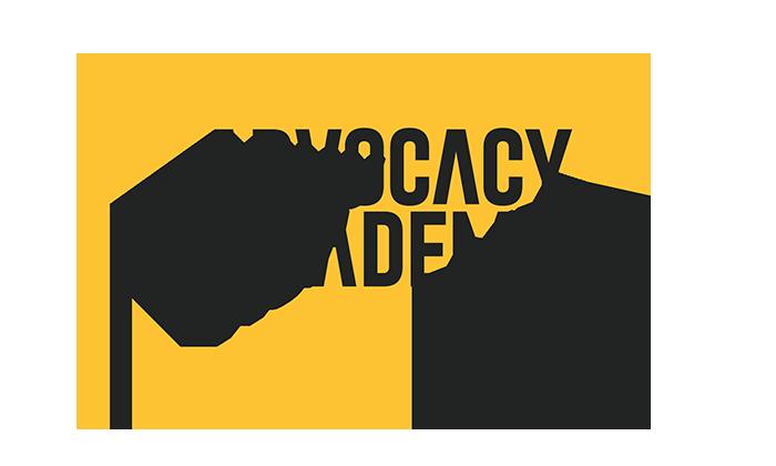 The Advocacy Academy Logo